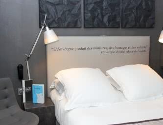 Best western plus hôtel littéraire Alexandre Vialatte