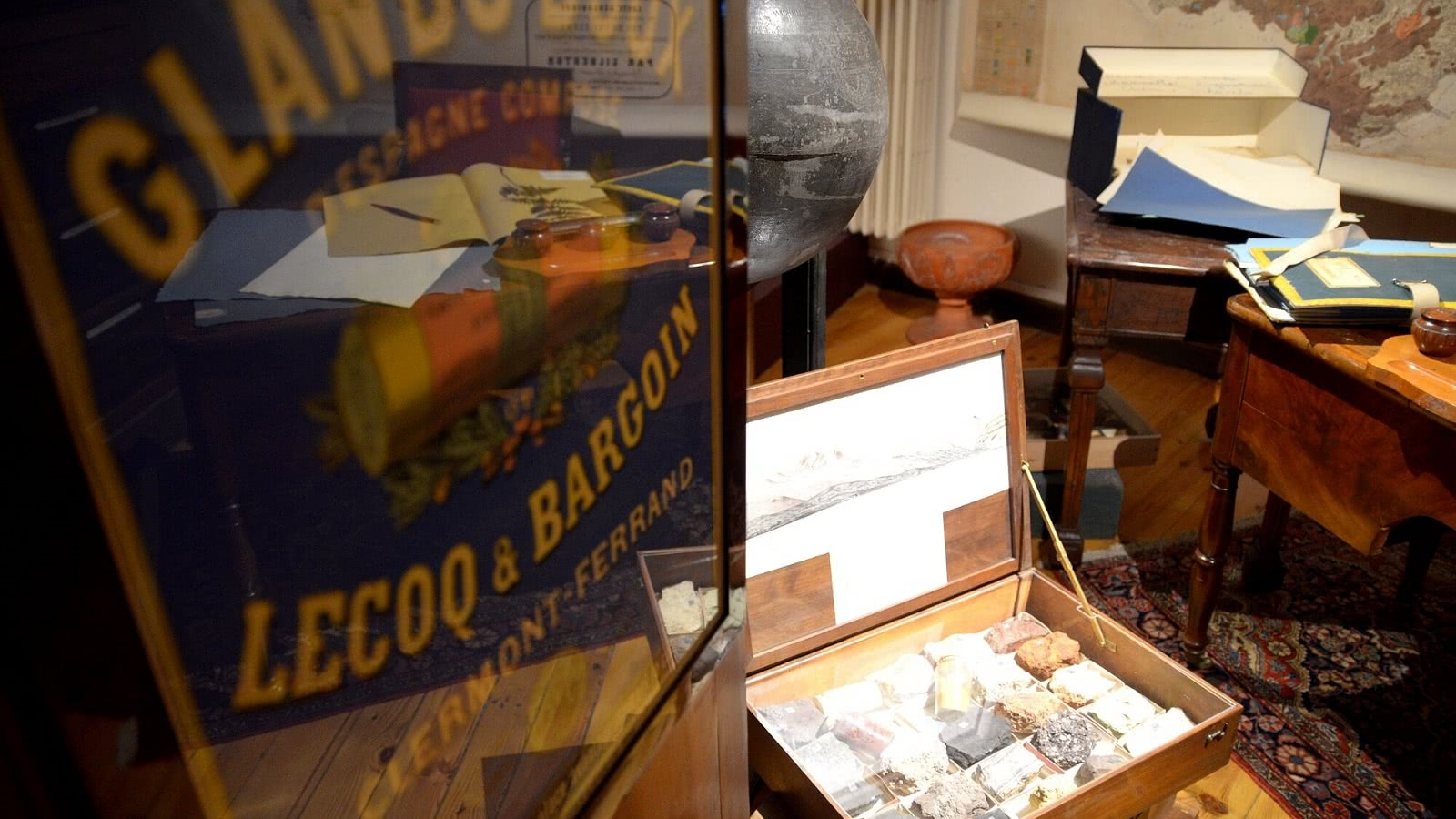 Escape Game au museum Henri-Lecoq