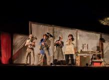 Festival puy de Dôme en scène Les frères Choum