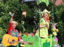 Festival puy de Dôme en scène Mimi Pissenlit, Flower power