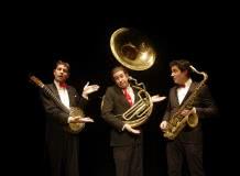 Festival puy de Dôme en scène - Concert Oumtcha Trio de Jazz