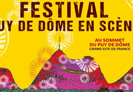 Festival Puy de Dôme en Scène