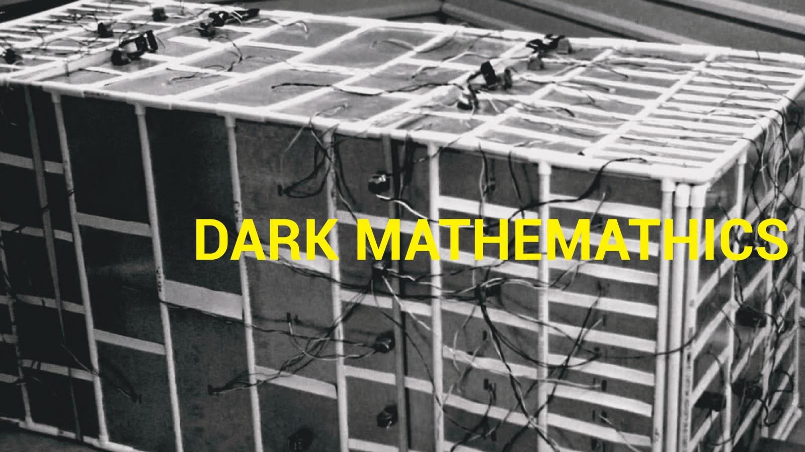 Dark Mathematics