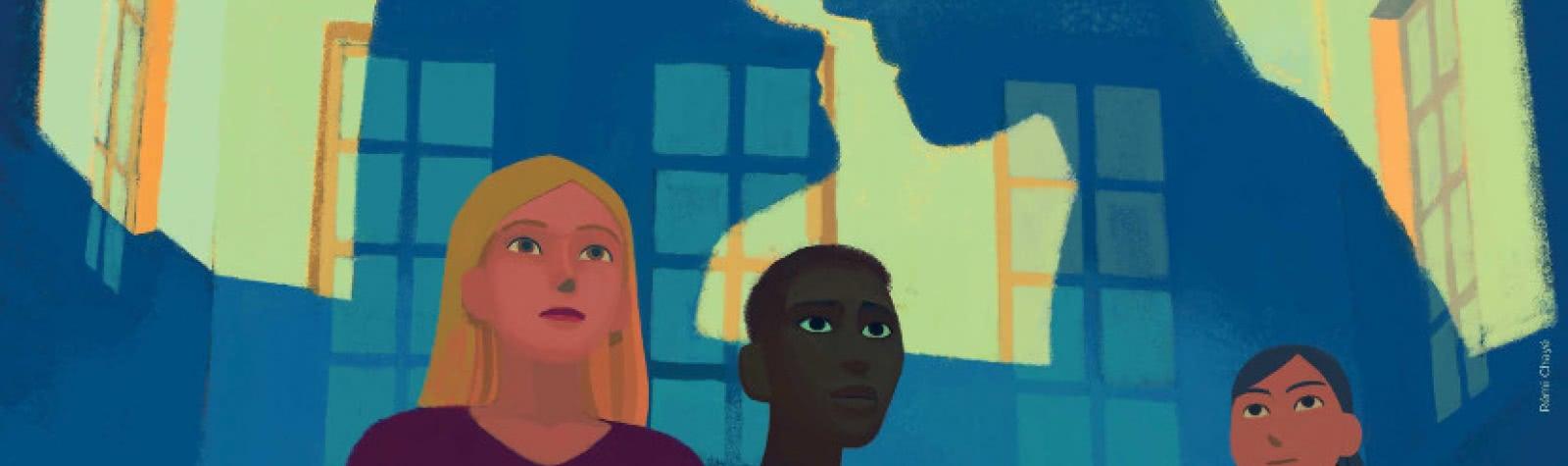Affiche du Festival International du Court Métrage