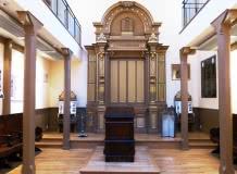 L'ancienne synagogue Beit Yacov