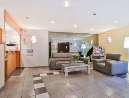 Hôtel et résidence les Lauréades Clermont-Fd Centre Jaude