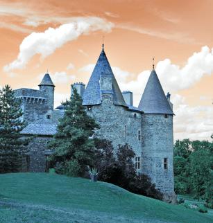 Château de Lespinasse