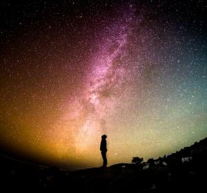 Hubert Reeves dans Mozart et les étoiles