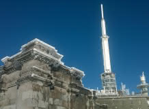 Visites guidées du temple de Mercure - Les Hivernales