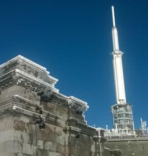 Les Hivernales : Visites guidées du temple de Mercure