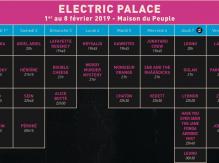 programmation Electric Palace