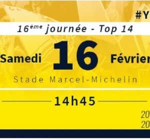 ASM Clermont Auvergne VS UBB