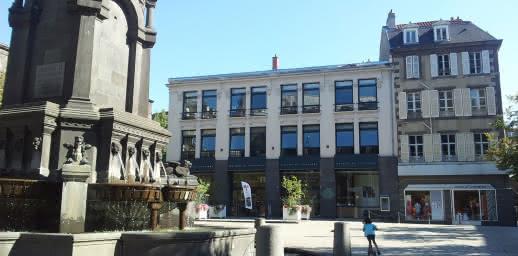 Clermont Auvergne Tourisme - Bureau de Clermont-Ferrand
