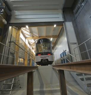 Visite du centre de maintenance du Panoramique des Dômes et des laboratoires des espaces restauration - Journées européennes du patrimoine