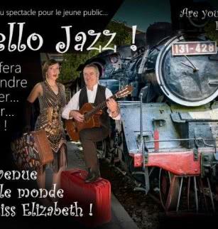 P'tit festival, spectacles enfants : Hello Jazz !