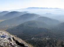 Sud de la Chaîne des Puys