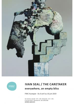 FRAC Auvergne : The Caretaker et Ivan Seal