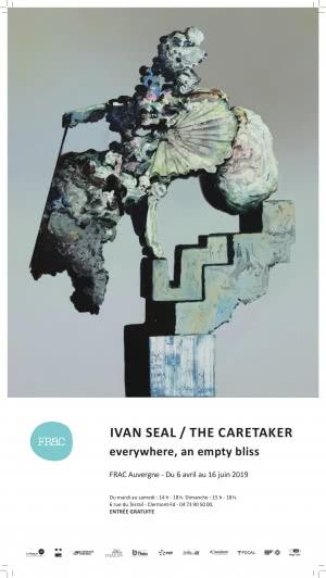 FRAC Auvergne : The Caretaker et Ivan Seal