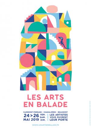 Affiche réalisée par Vincent Béchet