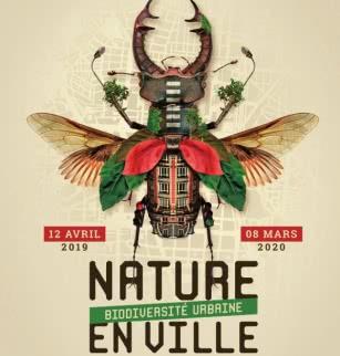 Exposition : Nature en Ville, biodiversité urbaine