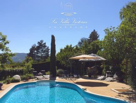La Villa Victoria Auvergne