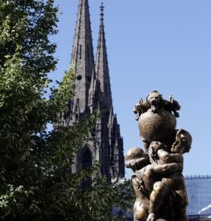 Clermont : la cathédrale et son quartier