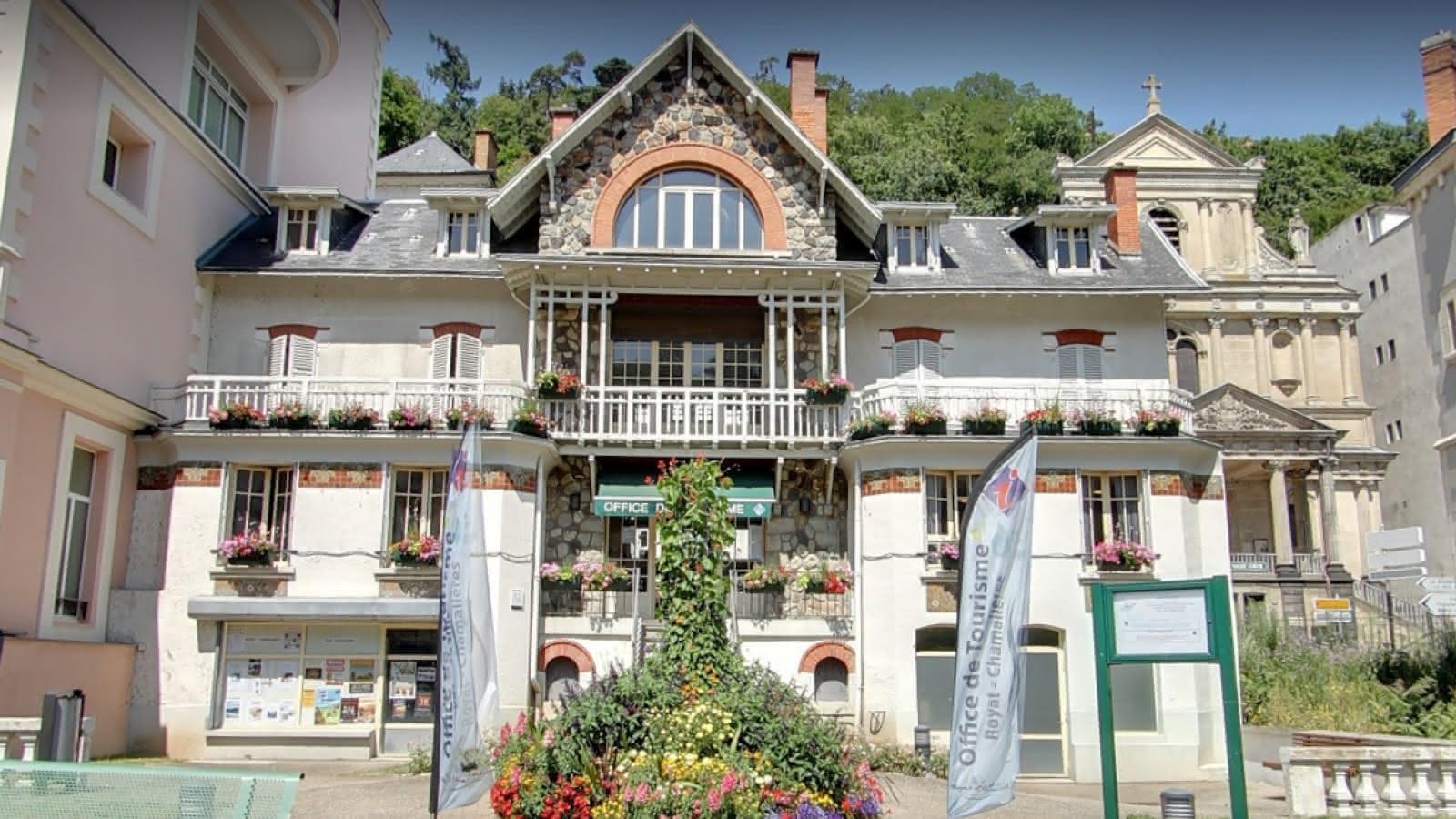 © Clermont Auvergne Tourisme - Bureau de Royat - Chamalières
