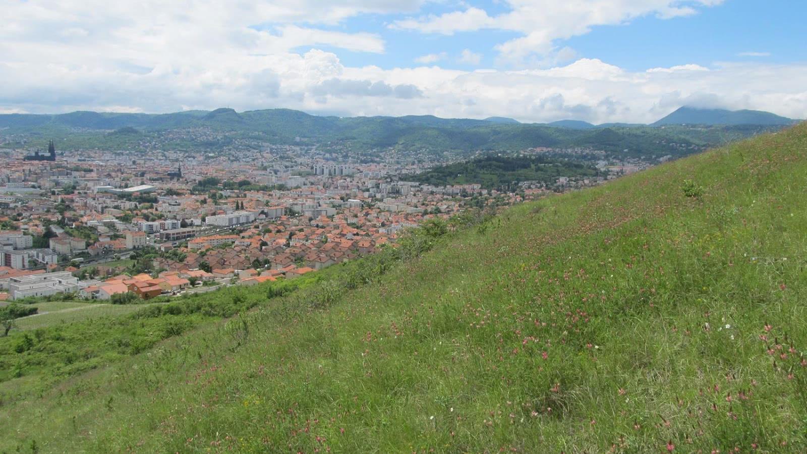 La nature aux portes de Clermont-Ferrand