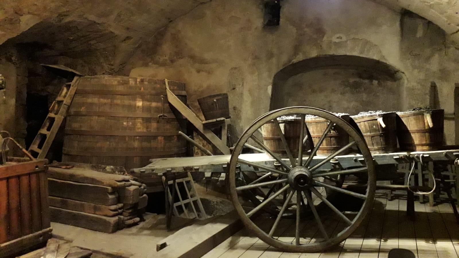 Musée de la vigne et du vin de Basse-Auvergne