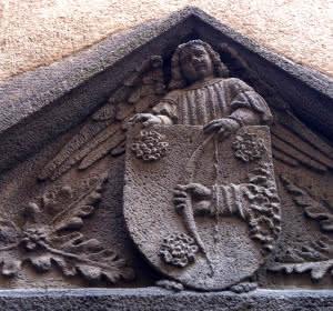 Tympan, quartier historique de Montferrand