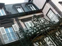 Villa inscrite aux Monuments Historiques
