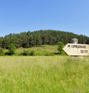 Balade géologique : le puy de Combegrasse