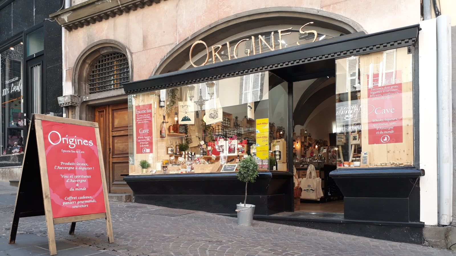 Boutique Origines