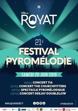 Festival Pyromélodie