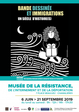 Exposition : Bande dessinée et immigrations : un siècle d'histoire(s)