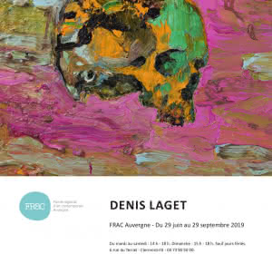 Exposition au FRAC : Denis Laget
