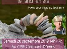 Rencontre avec Marc Pouyet le land'artiste