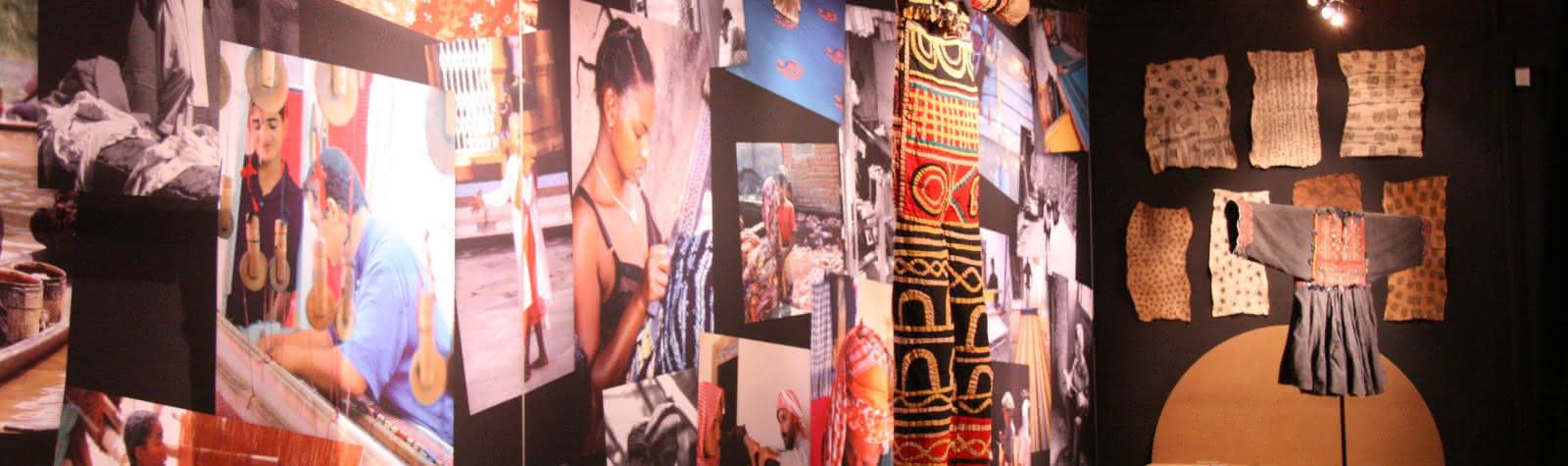Musée Bargoin - Au fil des vacances : À pas feutrés