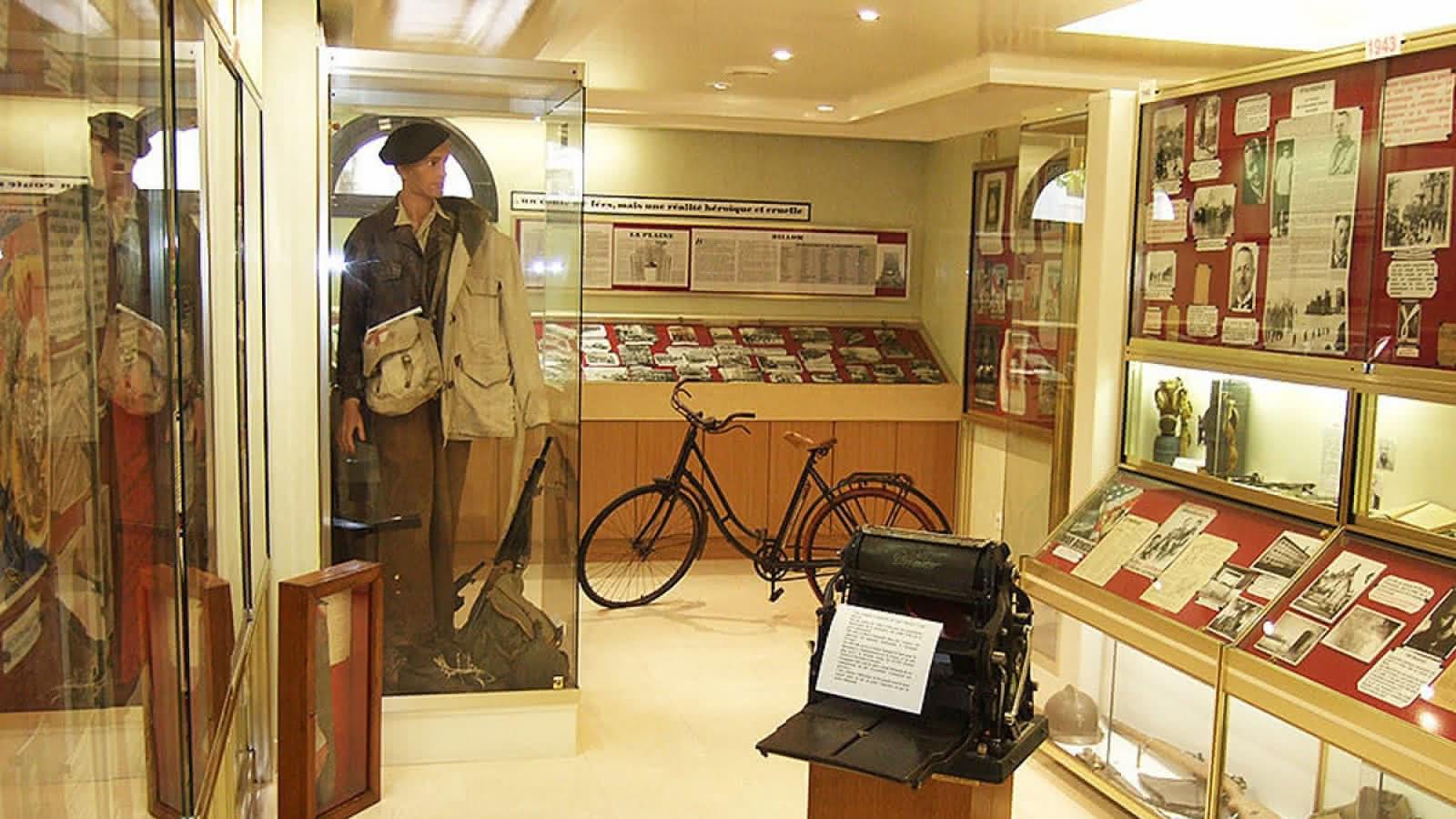 Musée de la résistance : Atelier du petit historien