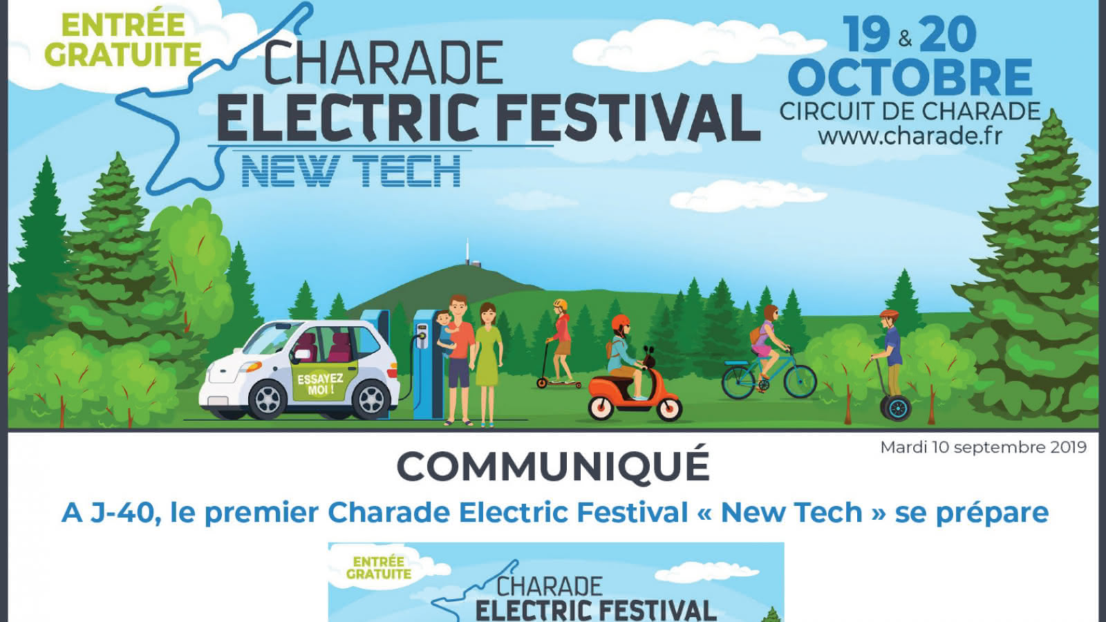 © Charade Electric Festival
