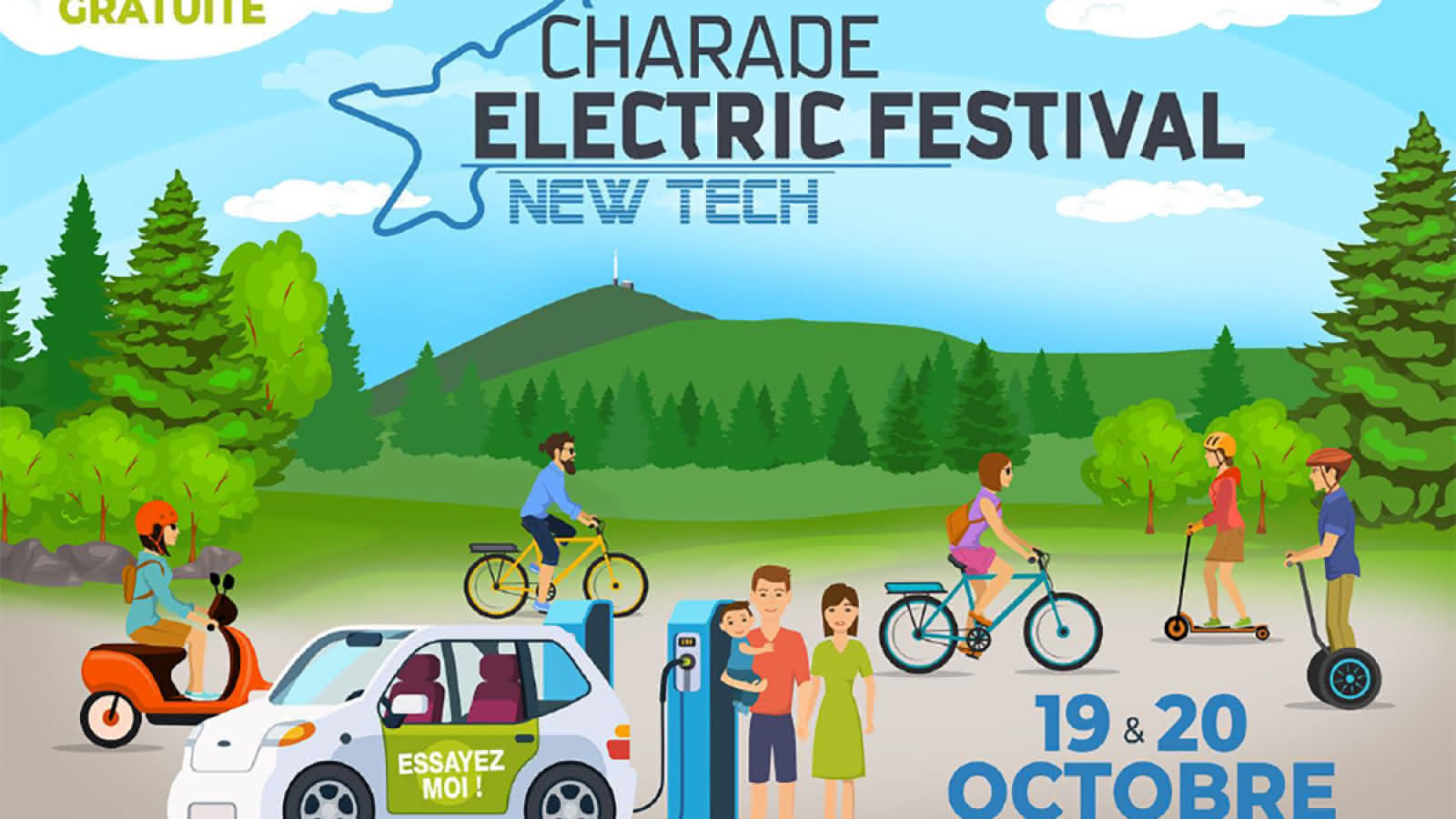 Charade Electric Festival « New Tech »