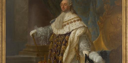 Portrait de Louis XVI par Antoine-François Callet