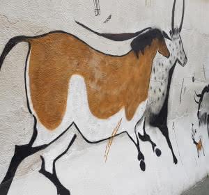 Street art en famille