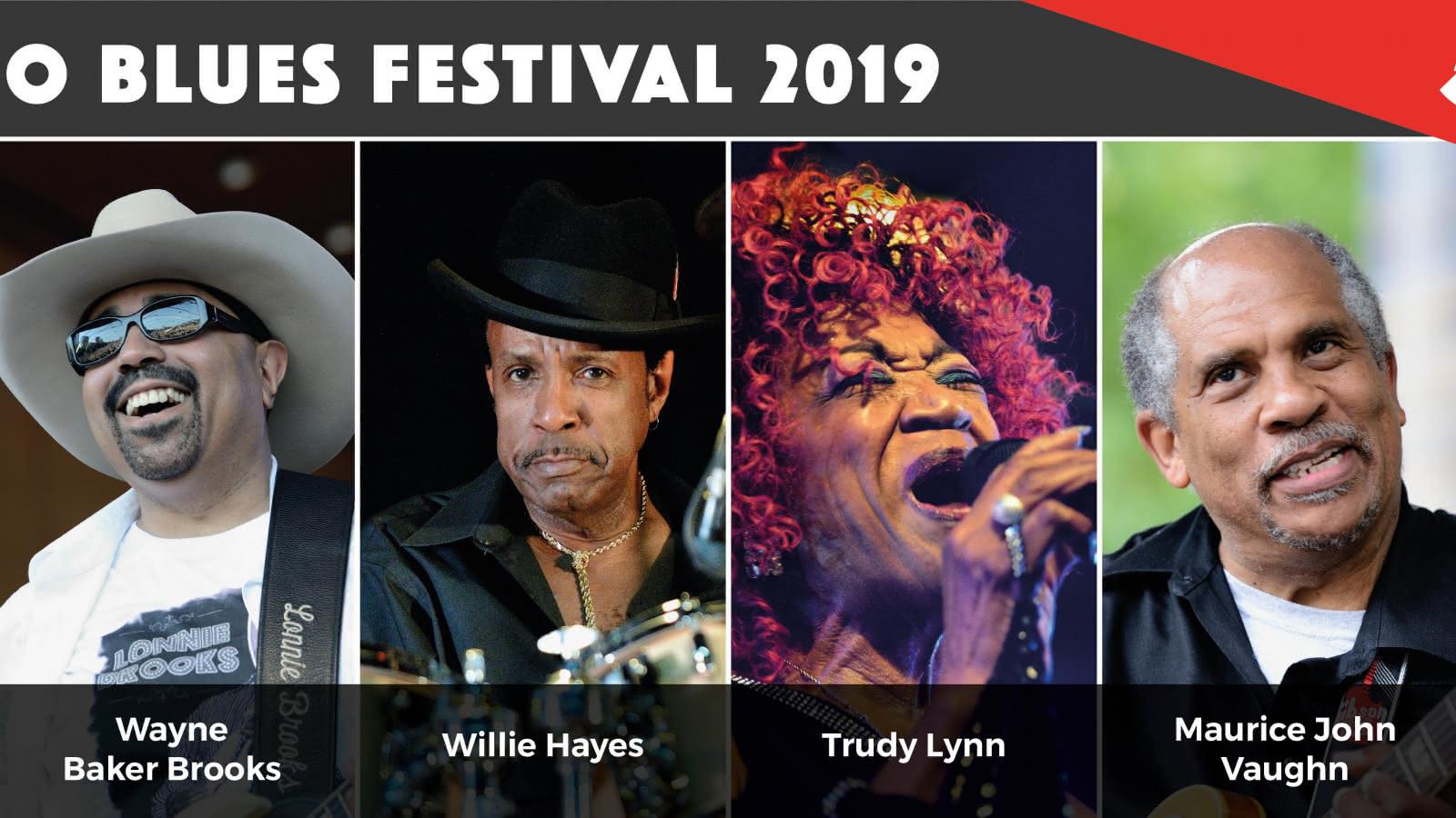 La Coopérative de Mai : Chicago Blues Festival