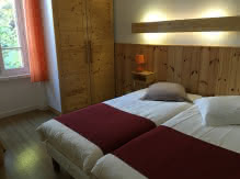 Chalet Camille Chambre