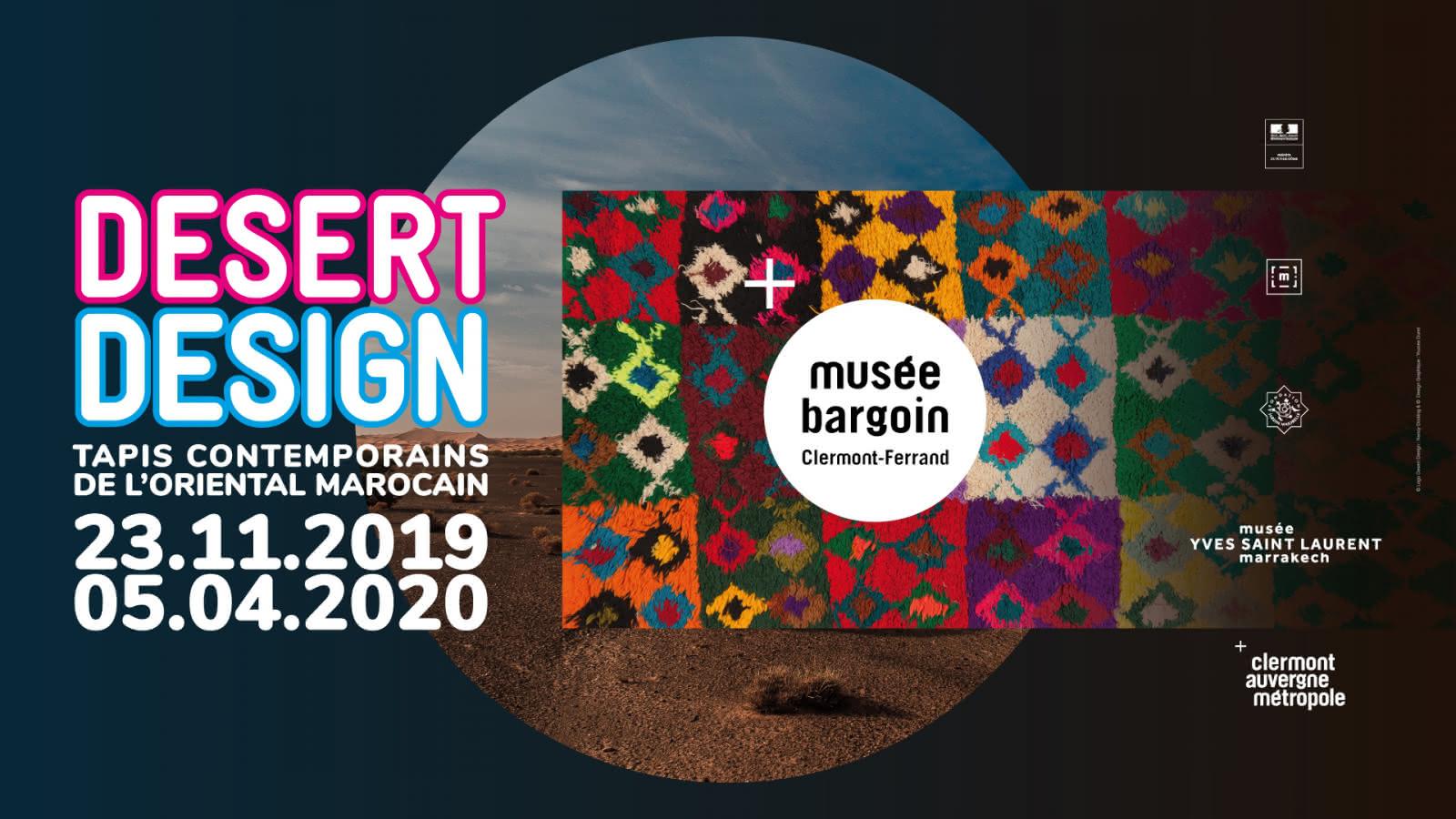 [ANNULÉ] Desert Design : visites commentées