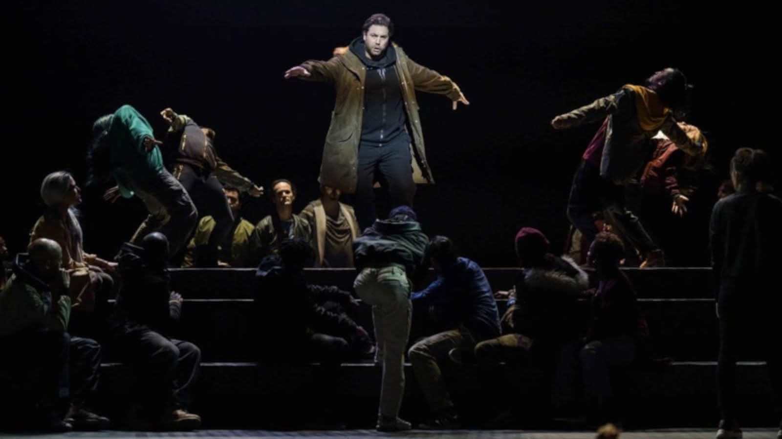Frac : Les Indes Galantes à l'Opéra-Théâtre