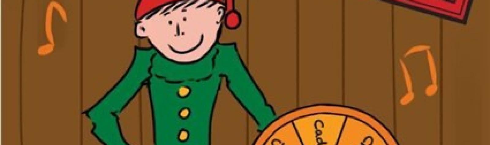 Défonce de rire : Le grand lutin du Père Noël