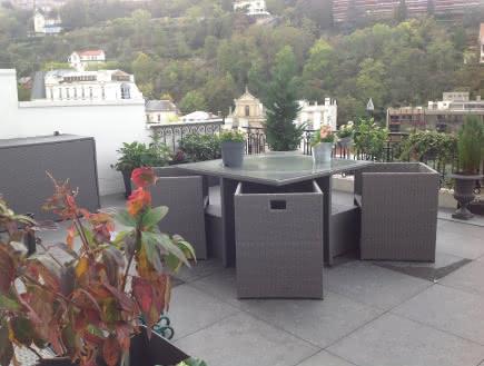 Rés. Royat Palace - Ma terrasse