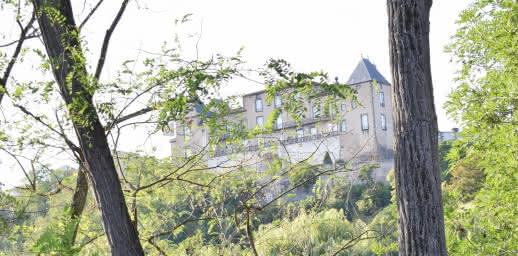 Château de Pont-du-Château